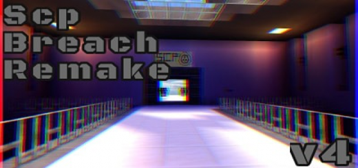 Scp Breach Remake v4