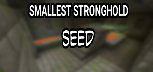 Smallest Stronghold Seed