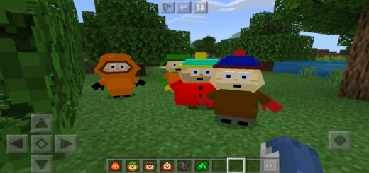 South Park Add-On