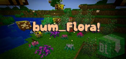 [1.0.0] bum_Flora!