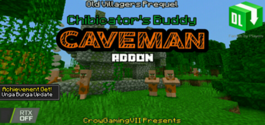 Caveman Buddy Addon