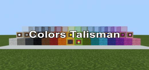 Colors Talisman v1.0.0 1.16+