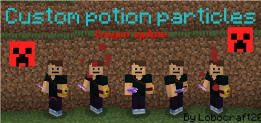 Custom Potion Particles