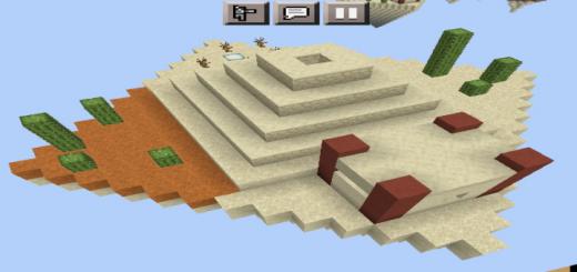 Desert Island Parkour