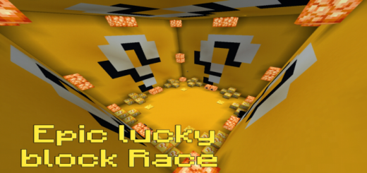 Epic Lucky Block Race