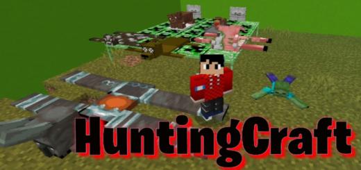 HuntingCraft (Furniture of Mobs) Functional TV v2