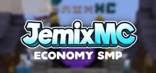 JemixMC   Economy SMP Survival Server with Amazing Features!
