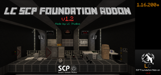 LC SCP Foundation Add-on v1.2