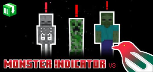 Monster Indicator V2 – Minor Bug Fixes