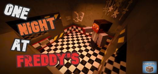 One NIGHT at FREDDY'S (Working FNAF)
