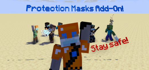 Protection Masks Add-On!