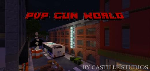 PvP Gun World (NEW MAP) [BETA v 0.2]