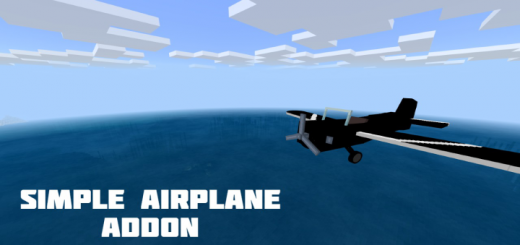 Simple Airplane Add-On