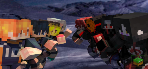 The Male Anime Characters [Skin Pack]