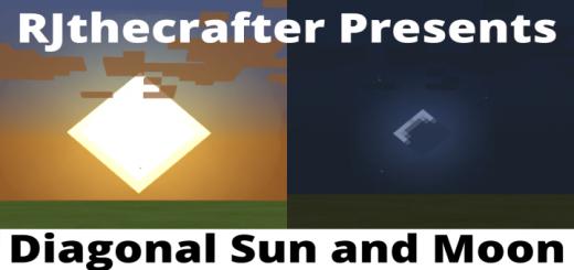 Diagonal Sun and Moon