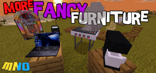 Fancy Furniture Add-On – Now with BBQs, Coffee Machines, Laptops