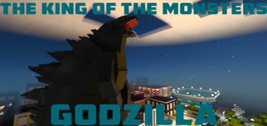 Godzilla The King of The Monsters Addon