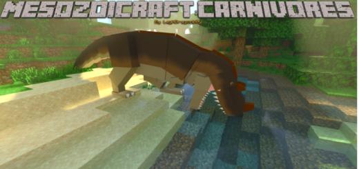 Mesozoicraft: Carnivores