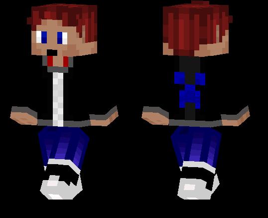 Novacrabx's Human Form
