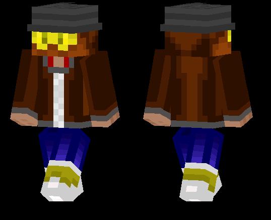Seedot Costume