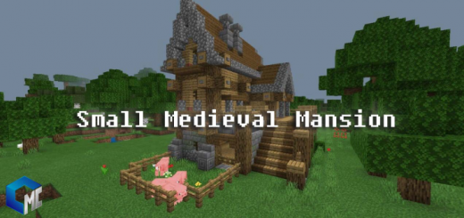 Small Medieval Mansion (Map/Building)