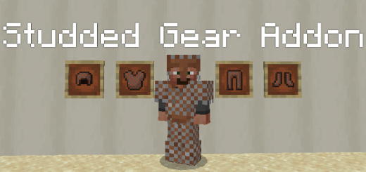 Studded Gear Addon