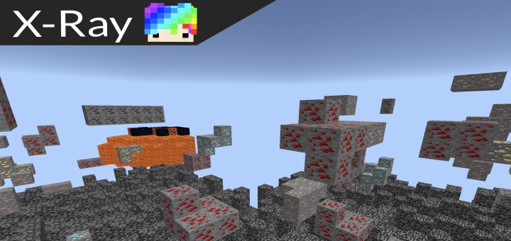 X Ray Texture Pack 1 17 Minecraft PE Texture Packs