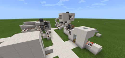 5 Extremely Useful Redstone Creations