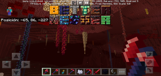 Better Nether Beta 3B (Biomes and Gen Update)