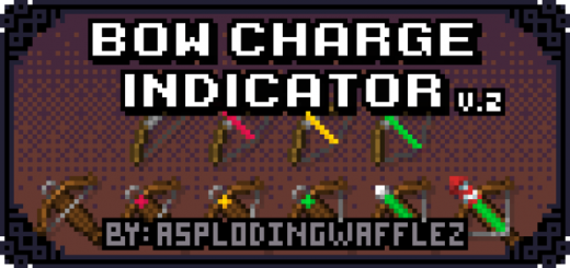 Bow Charge Indicator v.2 (NEW UPDATE)