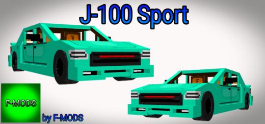 J-100 Sport Car Addon