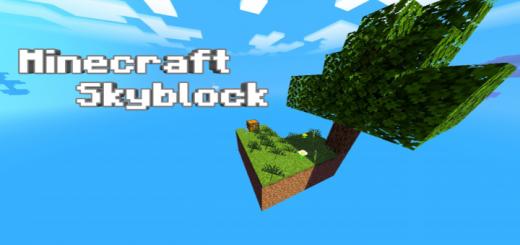 Minecraft Skyblock (Classic)