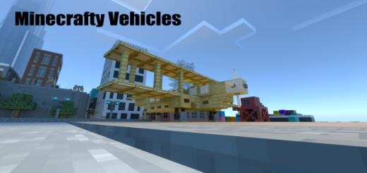 Minecrafty Cars!
