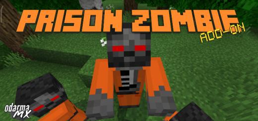 Prison Zombie Add-on