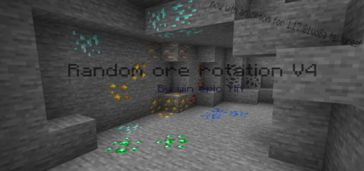 Random Ore Rotation V4