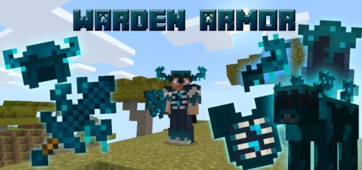 Warden Armor [BETA] Add-on