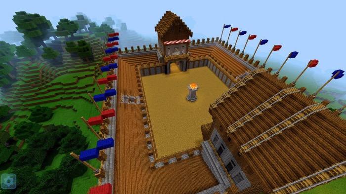 MedievalCube – Medieval Survival Build Server! | Minecraft PE Servers